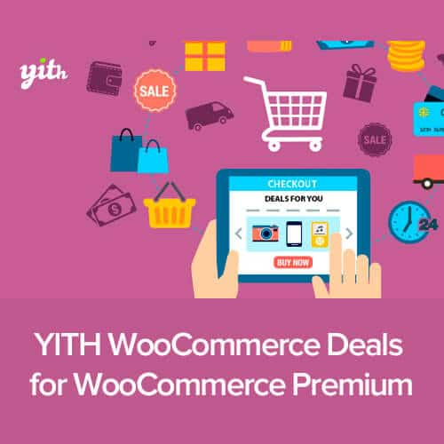 YITH plugin – upsell (Deals for Woocommerce)